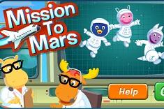 Backyardigans Misiune pe Marte