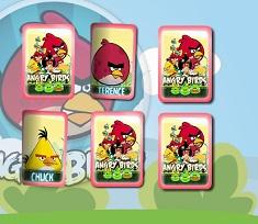 Angry Birds de Memorie
