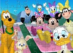 Vedete Disney Jigsaw