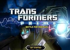 Transformers Batalia Energon