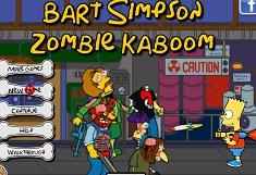Bart Lupta cu Zombie