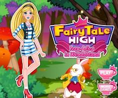 Alice in Fairy Tale High