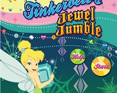 Tinkerbell Bejeweled