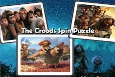 Croods Puzzle Rotativ