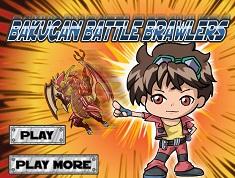 Bakugan Lupte
