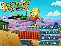 Bart Simpson Provocare BMX