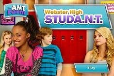 Bobocii Isteti Student la Webster…
