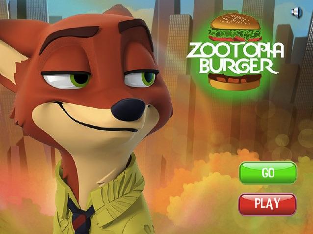 Burgerul Zootopia