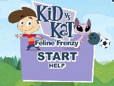Kid vs Kat Aventura