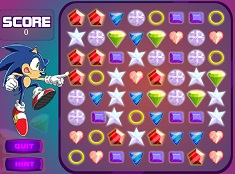 Sonic Bejeweled