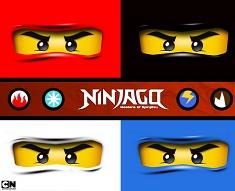 Ninjago cele Patru Cai