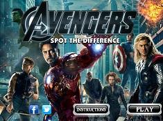 Avengers Gaseste Diferentele 2