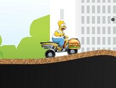 Homer cu Atv-ul