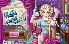 Elsa Recuperare in Spital