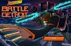 MotorCity Batalie pentru Detroit