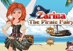 Zarina Piratul Zana de Imbracat