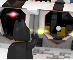 Batman in Marea Aventura Lego