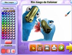 Rio de Colorat