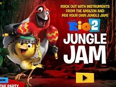 Rio 2 Jungle Jam