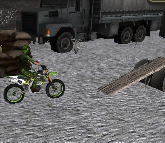 Motociclete din Armata