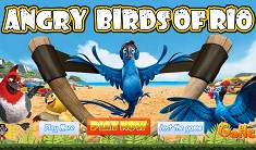 Angry Birds of Rio