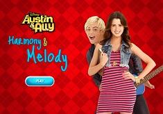 Austin si Ally Aduna Note Muzicale