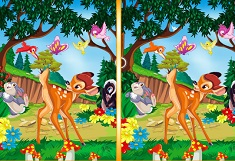 Bambi si Animalute Diferente