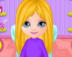 Barbie Bebelus La Coafor Jocuri Cu Barbie