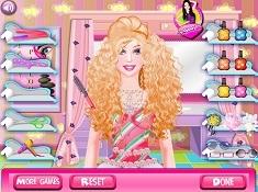 Barbie La Coafor Jocuri Cu Barbie