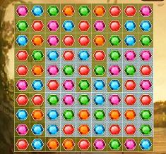 Bejeweled Match and Crash