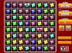 Bejeweled cu Flori