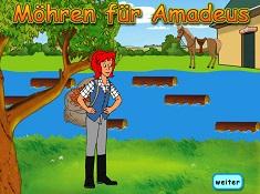 Bibi si Tina spre Amadeus