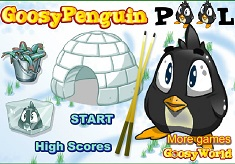 Biliard cu Pinguini