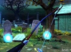 Bow Master de Halloween 3D