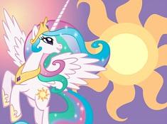Celestia si Soarele