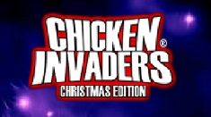 Chicken Invaders de Craciun