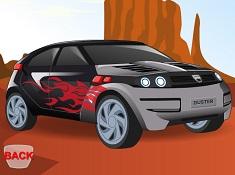 Dacia Duster de Tunat