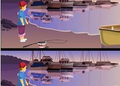 Diferente la Pescuit