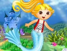 Dora Printesa Sirena