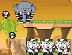 Elefantul Somnoros 2