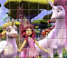 Eu si Mia Spin Puzzle