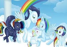 Familia Rainbow Dash