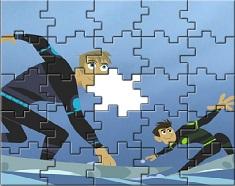 Fratii Kratt Puzzle