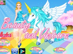 Frumoasa si Unicornul