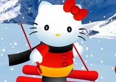 Hello Kitty la Schi