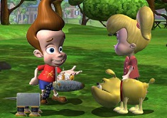 Jimmy Neutron Goddart