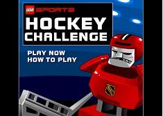 Lego Hockey