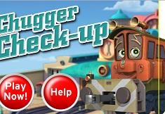 Locomotivele Chuggers la Control
