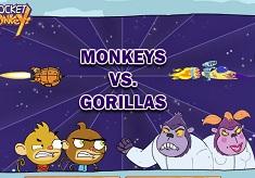 Maimutele Rachete Vs Gorilele