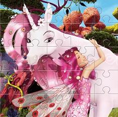 Mia si Lyria Puzzle